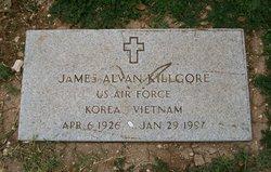 Maj. James Alvan Jim Killgore