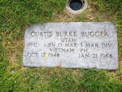 PFC Curtis Burke Bugger