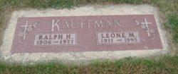 Leone Mae <i>Wilcox</i> Kauffman