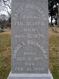 Samuel E Buchanan, Jr