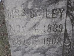Josephine Moores <i>Ward</i> Bailey
