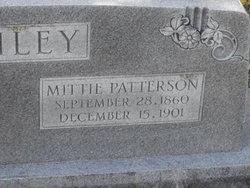 Mittie <i>Patterson</i> Bailey