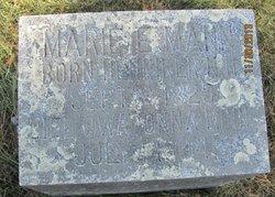 Marie Elizabeth <i>Whitney</i> Mann