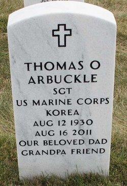 Thomas O Arbuckle