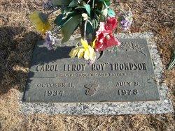Carol Leroy Roy Thompson