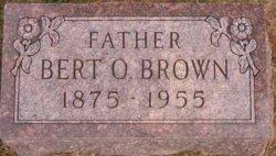 Burtrand Oscar Brown
