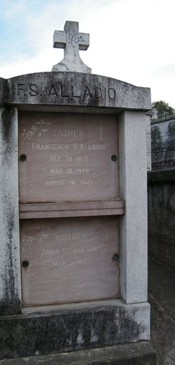 Frank C Alladio