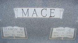 Abbie Gail <i>Ward</i> Mace