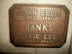 Effie Lee <i>Lattrell</i> Banks