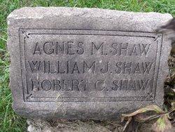 Agnes M. Shaw