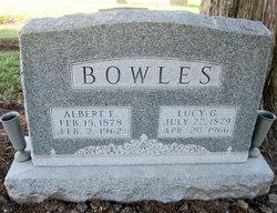 Albert Ephraim Bowles