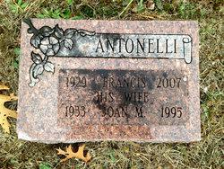 Joan Marilyn <i>Finnerty</i> Antonelli