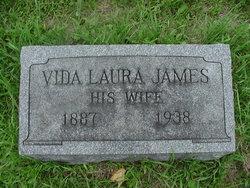 Vida Laura <i>James</i> Brindley