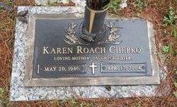 Karen <i>Roach</i> Chepko