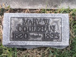 Mary <i>Walsh</i> Coulehan