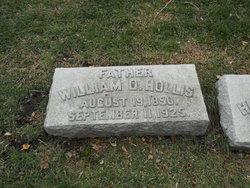 William D Hollis