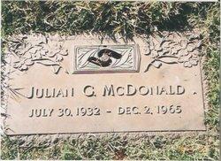 Julian Green McDonald