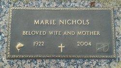 Marie Diane <i>Burrough</i> Nichols