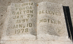 Gloria Gertrude <i>Fonda</i> Dalton