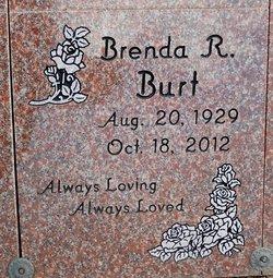 Brenda Ruth <i>Hays</i> Burt