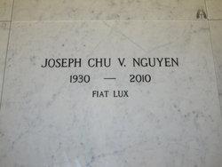 Joseph Chu V. Nguyen