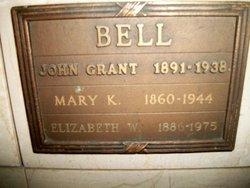 Elizabeth W Bell
