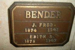 Edith R Bender
