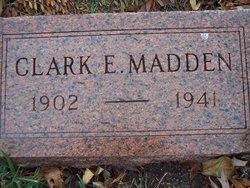 Clark E Madden