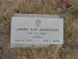 Jimmy Ray Pete Anderson