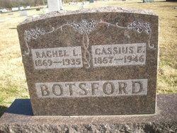 Rachel Loemma <i>Boyer</i> Botsford
