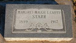Maggie <i>Starr</i> Caffey