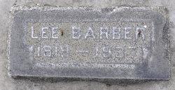 Lee Barber