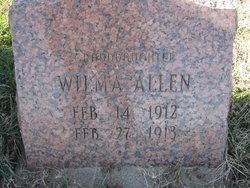 Wilma Allen