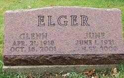 June E <i>Scholbe</i> Elger