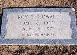 Roy Thomas Howard