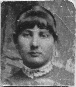 Almeda Ellen <i>Witwer</i> Croghan