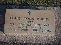 Louis Todd Burns