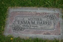 Emma Martha <i>Martin</i> Harris