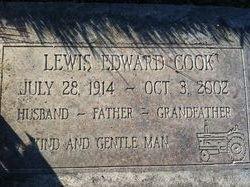 Lewis Edward Cook