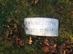 James Wilson Masters