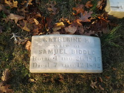 Katherine <i>Harned</i> Biddle
