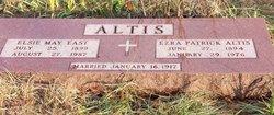Elsie Mae <i>East</i> Altis