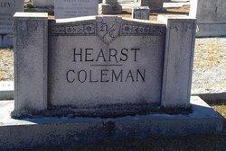 Lillian <i>Hearst</i> Coleman