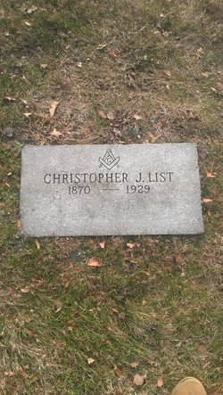 Christopher J. List