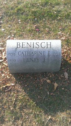 Catharine E <i>Barr</i> Benisch