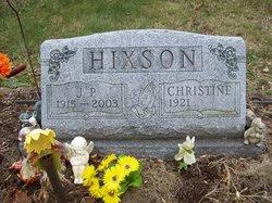 J.P. (john) Hix Hixson