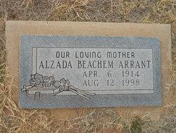 Alzada Arrant