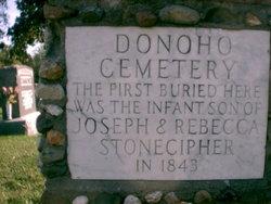 Donoho Prairie Cemetery