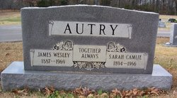 James Wesley Autry