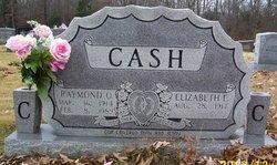 Elizabeth E <i>Jacobs</i> Cash